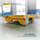 Equipo de transporte plano de la fábrica del carro del carril eléctrico (BXC-5T)