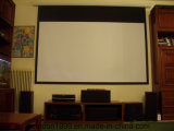 """4: """" моторизованный экран проекции Electrice экрана репроектора 3 100 для дома, офиса, образования"""