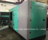 генератор 50Hz 400V Cummins резервной силы 450kVA 360kw звукоизоляционный тепловозный