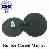 Magnete rivestito di gomma del POT di alto potere per l'indicatore luminoso di cupola interno