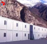 Case prefabbricate del contenitore del pacchetto piano della Cina
