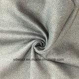 Двойные цветы двойника стороны почистили ткань щеткой шерстей