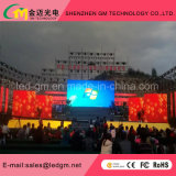 Grandes activités de mariage, intérieur P3.91 Affichage vidéo LED pour scène