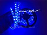 Silicio de la tira de SMD 5050 LED impermeable