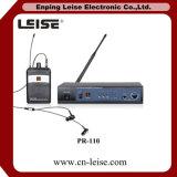 PR-110 het draadloze Systeem van de Monitor in Systeem van de Monitor van het Oor het Draadloze