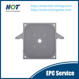 Плита давления гидровлического фильтра высокого давления умеренной цены автоматическая