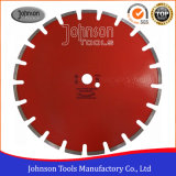 350mm Diamond Loop Saw Blade para hormigón y asfalto con ranura en U