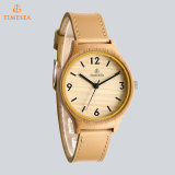 Reloj de madera de lujo directo de la fábrica para las señoras 71052