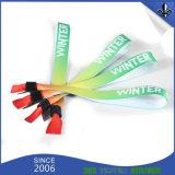 Form-PolyesterWristband mit Sublimation-Firmenzeichen