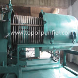 Tipo cerrado ambientalmente amistoso aceite Horizontal Prensa Filtración Máquina (HFD-5)