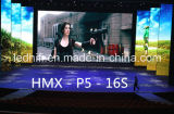 Lichtgewicht P5 High Contrast Indoor Verhuur LED-scherm