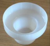 Plastic Kappen/Plastic Schijf de Hoogste Plastic Delen van GLB/van de Douane/Plastic Injectie
