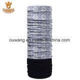 Het promotie Verwarmingstoestel van de Hals van de Douane van het Patroon maakt de Polaire Sjaal van de Sport van de Vacht