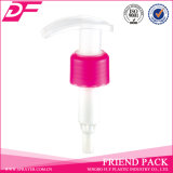 Pompe en plastique de lotion du collet Fs-03X2 24/410 lisse
