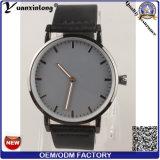 Yxl-358 형식 숙녀 시계 석영 유행 우아한 손목 시계 도매 대리석 마스크 시계 고품질 말 작풍 시계