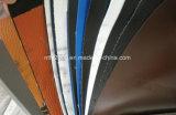 의자와 가구에 사용되는 PVC 재고 가죽 재고 제비