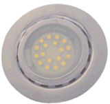 Lumière de galet enfoncée par DEL de Module du diamètre 71mm de DC12V