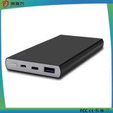 QC3.0タイプCポートが付いている速い料金力バンク10000mAh