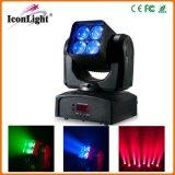 40W kleines LED bewegliches Hauptpartei-Licht mit Cer