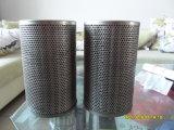 Поставщик Китая фильтра цилиндра фильтра/цилиндра нержавеющей стали Perforated