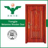 Дверь меламина MDF PVC с цветами Defferent