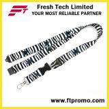 Nuova sagola progettata del poliestere di stile della zebra 2016
