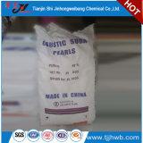 Шарики каустической соды хорошего качества/перлы/зерно (99%)