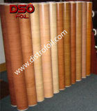 1300 mm фольги ширины горячей штемпелюя для двери WPC, доски WPC