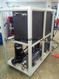 Refrigeratore industriale del glicol raffreddato ad acqua con il compressore di Danfoss