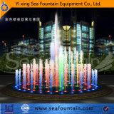 La fontaine décorative de musique de premier stationnement de pente pour apprécient