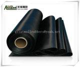 Feuille en caoutchouc d'usine de NBR/SBR/EPDM/Neoprene, couvre-tapis en caoutchouc de plancher