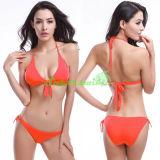De hete Klassieke Bikini Triangel van het Meisje