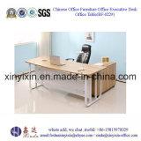 L形の現代オフィス用家具の執行部表(BF-022B#)
