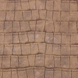 Выбитая кожа сумок PU картины крокодила синтетическая (F8559)