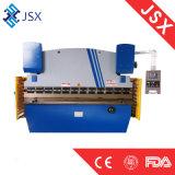 Регулировка Electromotion серии Wc 67y и ровная гидровлическая гибочная машина плиты