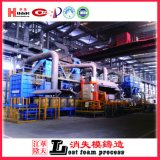 Jahresleistung von 30000 Tonnen der verlorenen Schaumgummi-Gussteil-maschinelle Herstellung-Zeile