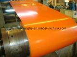 El rodillo ASTM galvanizó la bobina de acero