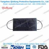Maschere di protezione chirurgiche attivate alta qualità del carbonio e respiratore respirante Qk-FM004 di cura