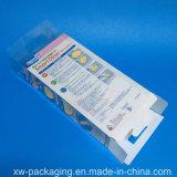 Scatola di plastica calda di vendita per l'imballaggio della bolla