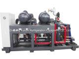 Paralleles Luftkühlung-mittleres Temperatur-Kompressor-Gerät für Kühlraum