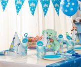 CZ-Papier Kronen-Geburtstagsfeier-Hut und Schutzkappe