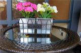 Alto fiore artificiale d'imitazione della seta artificiale delle piante in POT