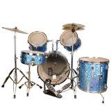 Conjunto del tambor, instrumentos musicales, tambor