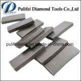 O segmento do diamante para a circular considerou ferramentas do granito da estaca da lâmina