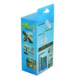 주문 명확한 플라스틱 PVC 상자 전자공학 수송용 포장 상자
