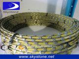 Collegare del diamante per la preparazione del blocchetto del granito