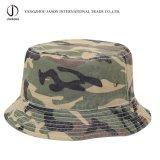 Sombrero lavado teñido pigmento del sombrero del ocio del sombrero del pescador del compartimiento del sombrero del pescador del sombrero de la pesca del algodón del sombrero del compartimiento del algodón
