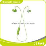 De goedkoopste Oortelefoon Bluetooth van de Consumptie van de Macht van de Manier Lage Oranje