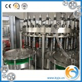 Maquinaria de enchimento Carbonated da bebida do frasco de vidro de frasco do animal de estimação