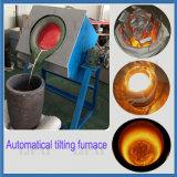 De kleinschalige Smeltende Machine van de Inductie van de Uitsmelting voor het Smelten van het Koper/van het Messing